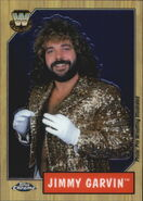 2008 WWE Heritage III Chrome Trading Cards Jimmy Garvin 77