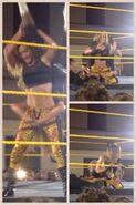 Carmella vs Devin Taylor