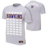 Curt Hawkins Losing Streak Authentic T-Shirt