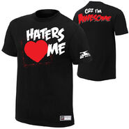 The Miz Haters Me T-Shirt