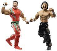WWE Adrenaline Series 22 Super Crazy & Psicosis