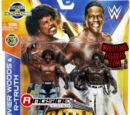 WWE Battle Packs 30 Xavier Woods & R-Truth