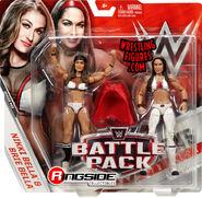 WWE Battle Packs 43 Bella Twins