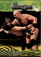 2003 WWE Aggression A-Train 76