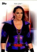2017 WWE Women's Division (Topps) Nia Jax 22