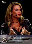 2018 WWE Wrestling Cards (Topps) Lita 52