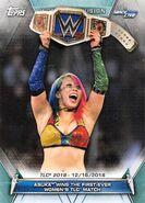 2019 WWE Women's Division (Topps) Asuka 96