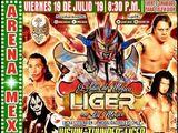 CMLL Super Viernes (July 19, 2019)