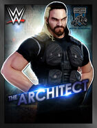 WWE Champions Poster - 014 SethRollinsShield