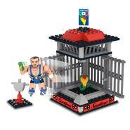 WWE StackDown Starter Set - Santino Marella's Cobra Cage