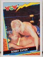 1992 WCW Trading Cards (Topps) Bobby Eaton 34