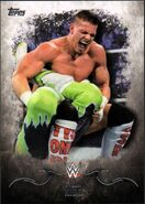 2016 Topps WWE Undisputed Wrestling Cards Tyson Kidd 37
