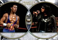 2018 Legends of WWE (Topps) X-Pac IC 1