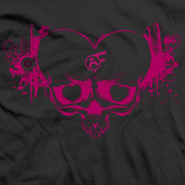 Alpha Female AF Skull Shirt