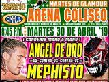 CMLL Guadalajara Martes (April 30, 2019)
