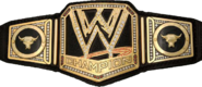 The Rock WWE Championship