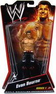 WWE Series 1 Evan Bourne