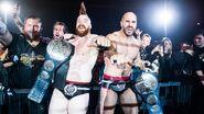 WWE World Tour 2018 - Brighton 11