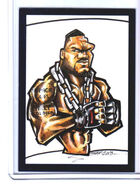 2013 TNA Impact Glory Wrestling Cards (Tristar) Rampage 102