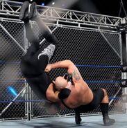 Big Show vs Undertaker (Steel Cage) 4