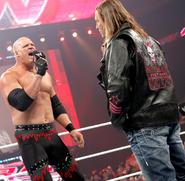 Kane and bret hart 2