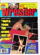 The Wrestler - December 1989