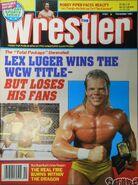 The Wrestler - November 1991