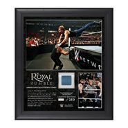 WWE Royal Rumble 2016 Dean Ambrose 15 x17 Photo Collage Plaque