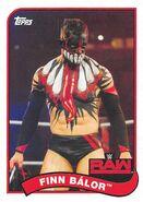 2018 WWE Heritage Wrestling Cards (Topps) Finn Balor 28