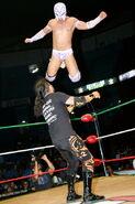 CMLL Domingos Arena Mexico 3