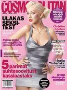 Cosmopolitan (Estonia) - January 2011