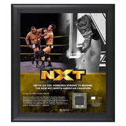 Keith Lee North American Champion 15 x 17 Limited Edition Plaque