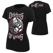 Matt Hardy & Bray Wyatt Deleters of Worlds Women's Authentic T-Shirt