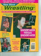 New Wave Wrestling - October 1994
