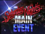 Saturday Night's Main Event XV