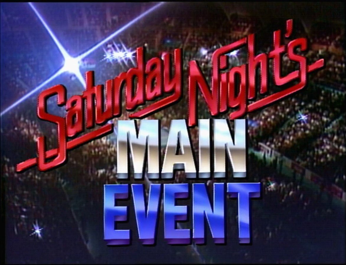 Image result for saturday night's main event