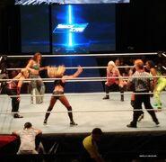 WWE House Show (April 23, 17' no.1) 1