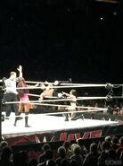 WWE House Show (January 5, 19' no.1) 4