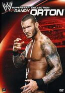 WWE Superstar Collection - Randy Orton DVD cover