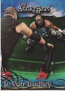 2003 WWE Aggression D-Von Dudley 10