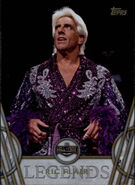 2018 Legends of WWE (Topps) Ric Flair 41