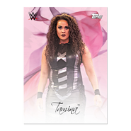 2019 WWE Mother's Day (Topps On-Demand) Tamina 7
