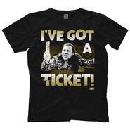 Chris Jericho - I've Got A Ticket T-Shirt