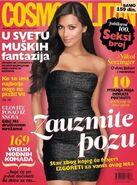Cosmopolitan (Serbia) - July 2012