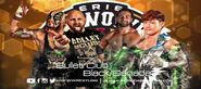 GFW Grand Slam Tour 2015 Day6 Bullet Club vs Black Sanada
