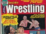Inside Wrestling - August 1975