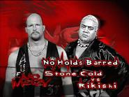 Stone Cold vs. Rikishi No Mercy 2000