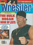 The Wrestler - January 1990