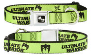 Ultimate Warrior Parts Unknown Dog Collar