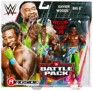 WWE Battle Packs 51 New Day - Big E & Xavier Woods
